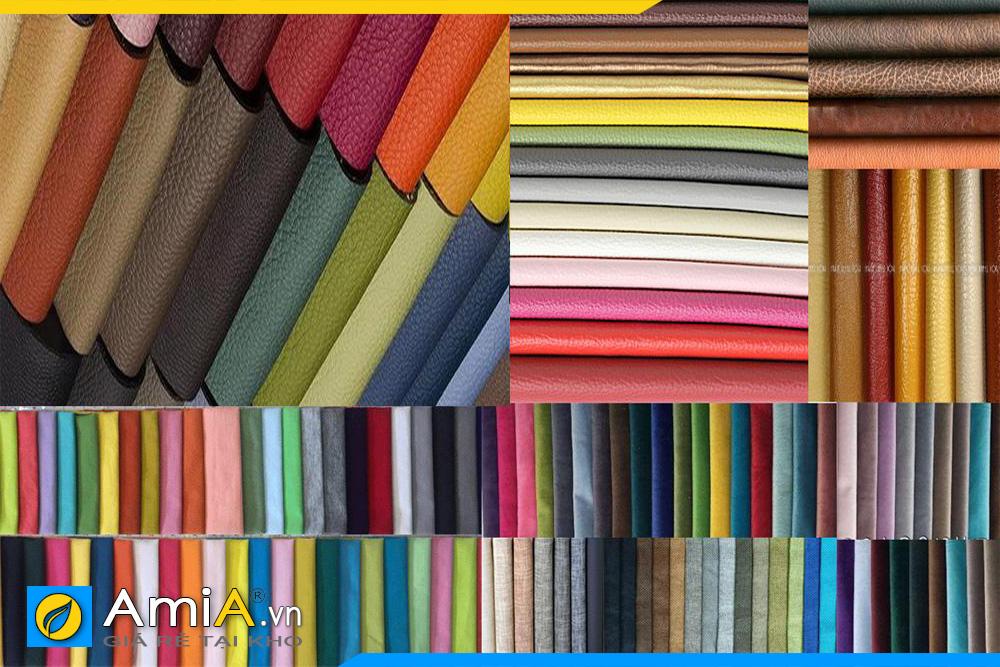 cực nhiều màu da, nỉ vải đẹp để quý khách chọn lựa.