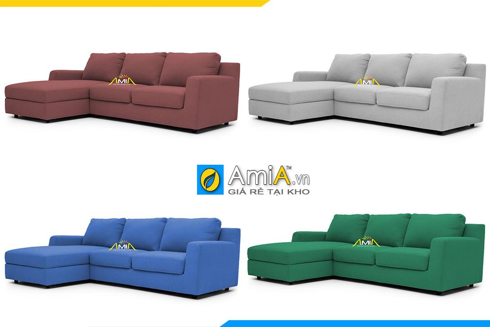sofa góc AmiA 20227 có thể làm theo yêu cầu