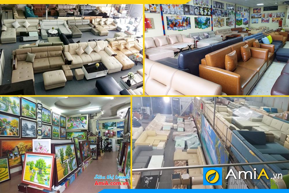 Cửa hàng nội thất AmiA- có đày đủ các mặt hàng nội thất đẹp- hiện đại- giá rẻ